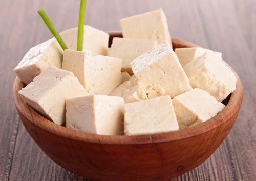 Тофу и белки