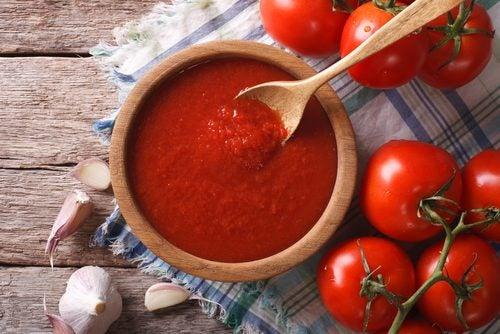 Домашний томатный соус с высоким содержанием антиоксидантов поможет предотвратить рак