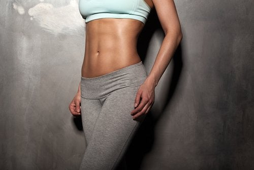 Упражнение чтобы убрать живот