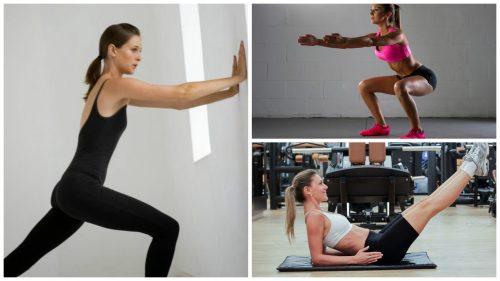 Специальные упражнения для секса чтоб поддержать фигуру