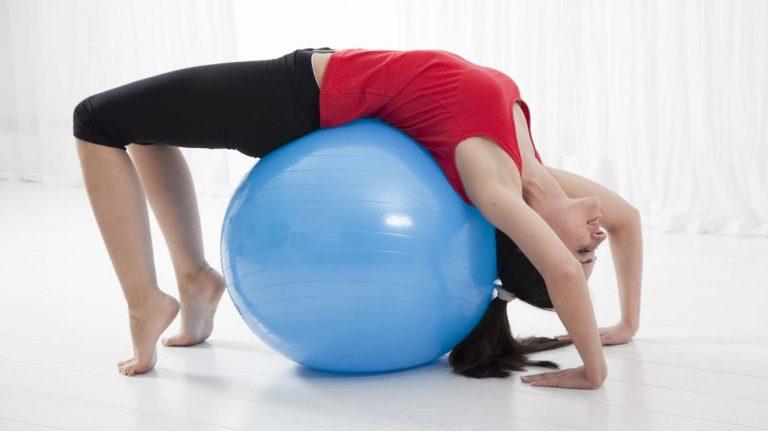 Боль в пояснице можно вылечить с помощью регулярных физических нагрузок