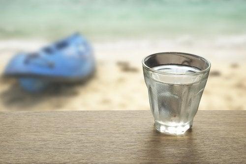 Запор и морская вода
