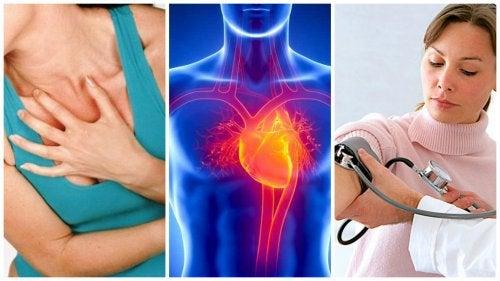 Высокое давление, или гипертония: 7 опасных последствий