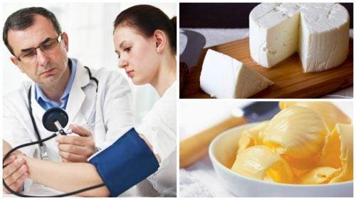 Высокое кровяное давление: 8 продуктов, которых стоит избегать