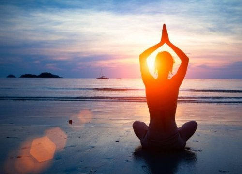 Боль в спине и йога