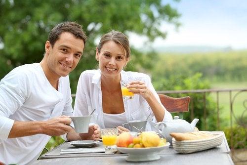 Метаболизм и хороший завтрак