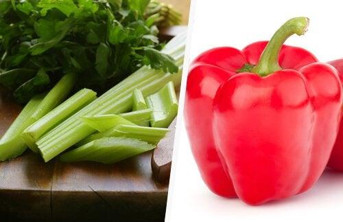 Овощной суп помогает сжигать жир