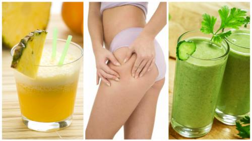5 чудесных смузи для устранения задержки жидкости в организме