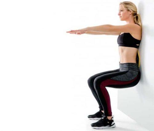 Приседания и коленные суставы