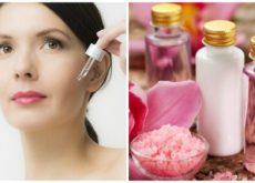 Домашние сыворотки помогут омолодить кожу и сделать ее более упругой
