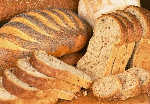 Хлеб и здоровый образ жизни