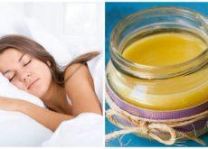 Как сделать домашнюю снотворную мазь которая поможет хорошо спать