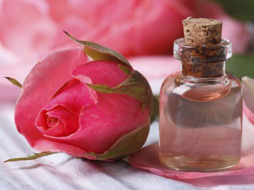Сыворотки с розовым маслом