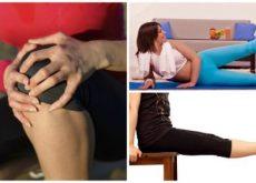 Укреплять поврежденные колени с помощью этих пяти упражнений
