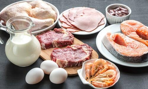 Увеличить потребление белка