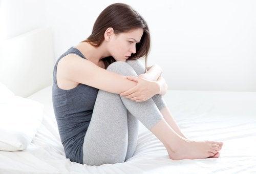 Обильные менструации и стресс