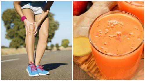 Укрепите кости и уменьшите боли в суставах при помощи этого натурального напитка