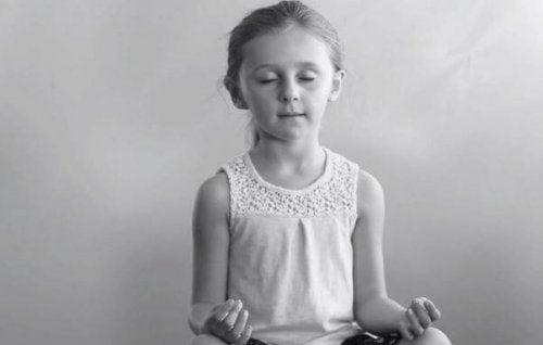 Медитация - альтернатива наказанию детей!