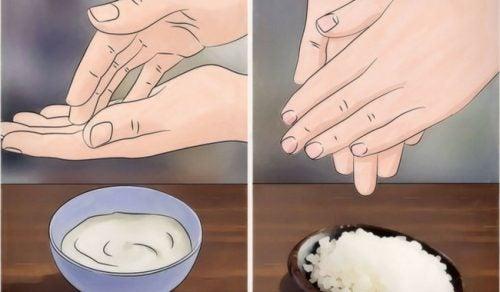 4 натуральных рецепта, и ваши руки будут мягкими, как шелк!