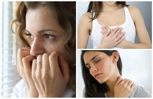 Тревога и 10 физических признаков этого состояния