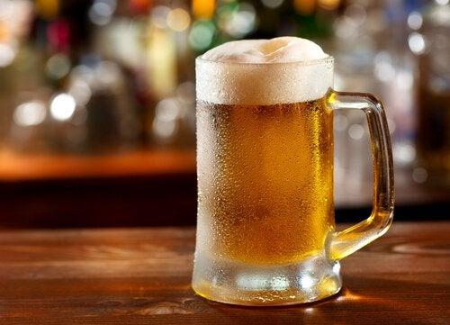 Пиво При подагре
