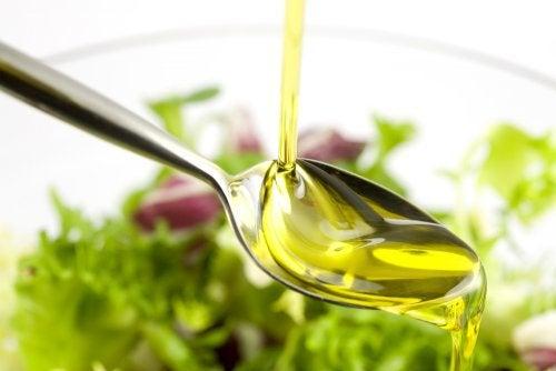 Оливковое масло и печень