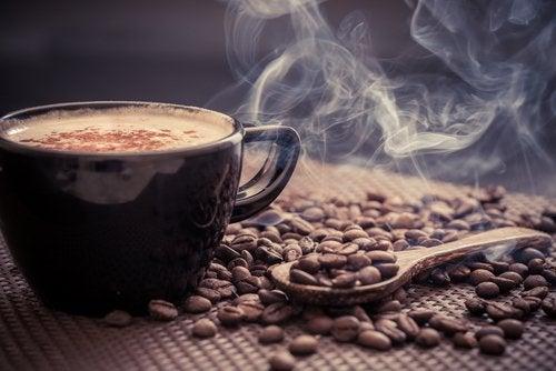 Чашечка кофе и метаболизм