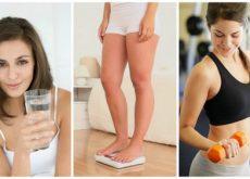 8 привычек которые помогут похудеть