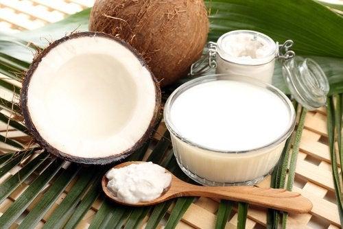 Кокосовое молоко и выпадение волос