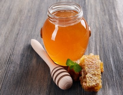 Мёд вылечит свист в бронхах