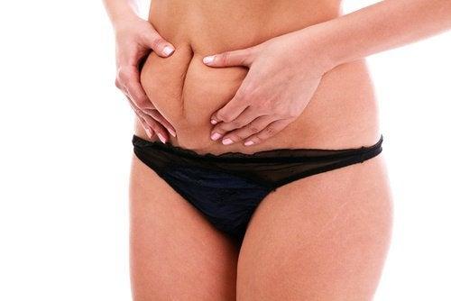 Как избавиться от жира на животе менее, чем за 2 месяца