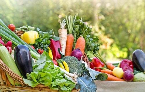 Овощи и фрукты помогут похудеть