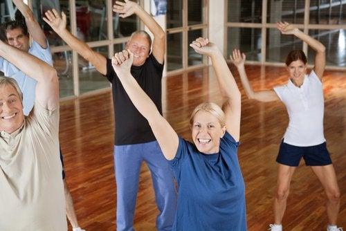 Танцы для здоровья и лишние килограммы