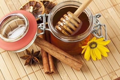 Мед и сода