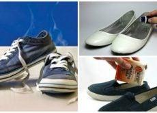 Неприятный запах и обувь