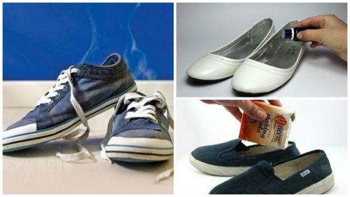 У вашей обуви появился неприятный запах? 6 домашних хитростей помогут забыть об этом!