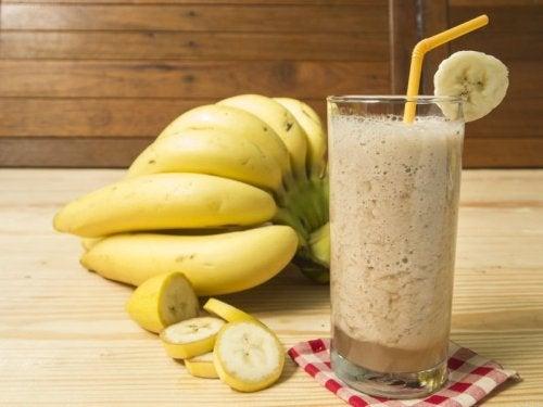Банан и аппетит