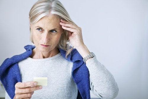 Нарушения памяти как симптом гипотиреоза