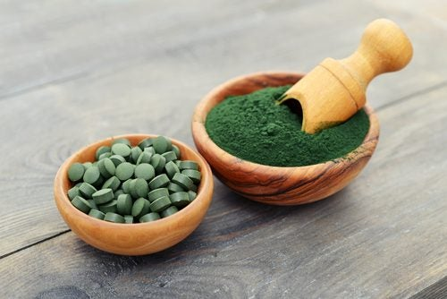 Спирулина и эффективные пищевые добавки