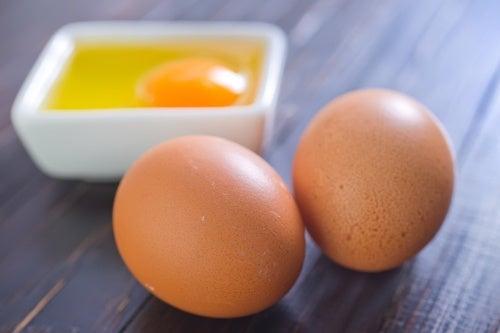 Яйца для осветления кожи