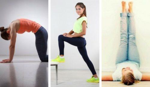 Будь в форме: 9 упражнений, которые можно выполнять утром за 9 минут