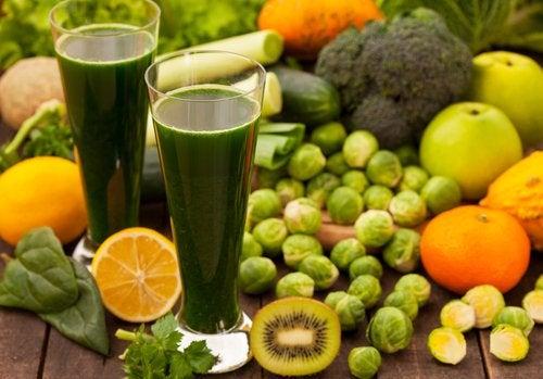 Здоровье и очищение организма от токсинов