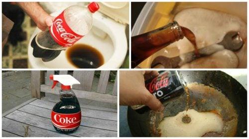 8 способов применения Кока-колы, о которых вам будет интересно узнать!