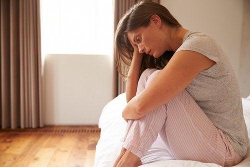 Депрессия может отступить если начать вязать