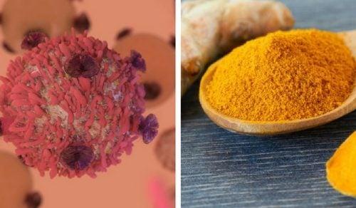 Полезные свойства куркумы при борьбе с раком!
