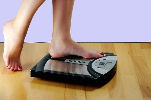 Лишний вес и магниевая вода