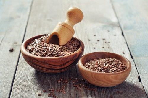 Семена льна и псориаз