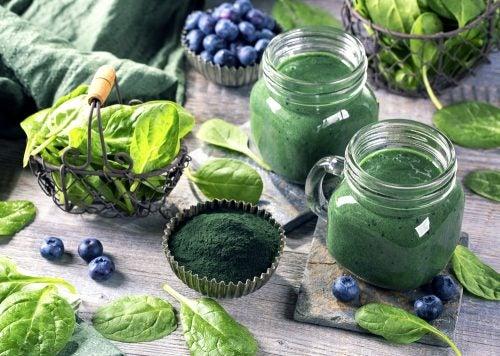 Узнайте о невероятной пользе водорослей спирулина!