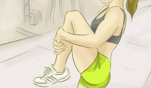 Эти упражнения помогут вам заменить привычные тренировки на пресс