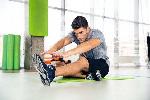 Упражнения помогут справиться с задержкой жидкости